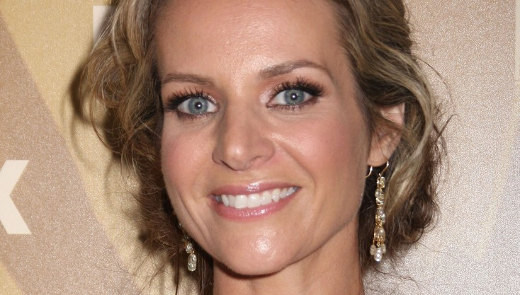 EXCLUSIVE: Jessalyn Gilsig Takes the 'Slow' Route – 3 Photos