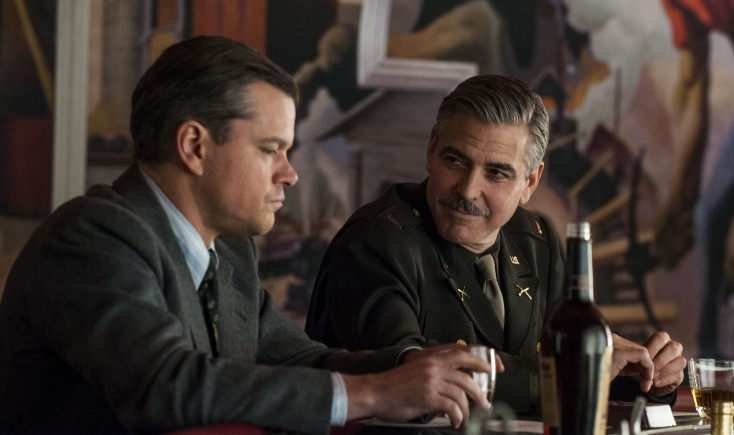 George Clooney to the Rescue in 'Monuments Men'