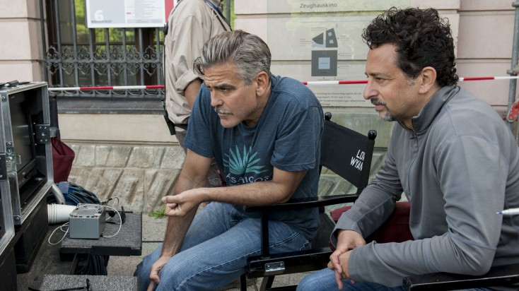 George Clooney to the Rescue in 'Monuments Men' – 5 Photos