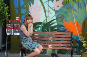 Zoe Kazan in THE PRETTY ONE. ©Provenance Pictures.