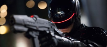 Joel Kinnaman On the Beat in 'RoboCop' Update – 4 Photos