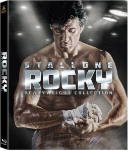 """Rocky Heavyweight Collection"" (DVD Art). ©20th Century Home Entertainment."