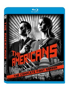 """The Americans: The Complete First Season"" (Blu-ray/DVD Art). ©20th Century Home Entertainment."