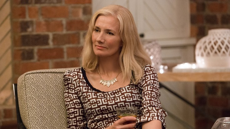 EXCLUSIVE: Joely Richardson Returns to the Big Screen – 3 Photos