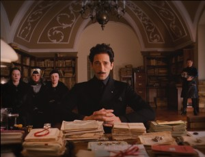 Adrien Brody stars in THE GRAND BUDAPEST HOTEL. ©20th Century Fox.