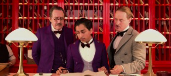 'Grand Budapest Hotel' Gets 5-Star Rating