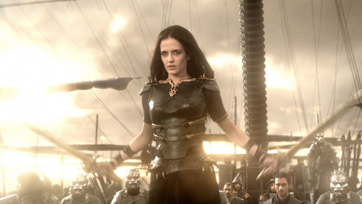 Green, Headey Provide Girl Power in 'Rise of an Empire' – 4 Photos