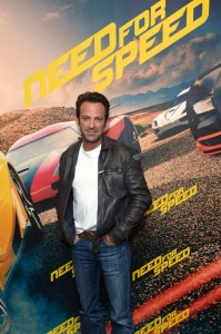 Director Scott Waugh at the NEED FOR SPEED Fan Event & Game Tournament at the Soho Screening Room, London. NEED FOR SPEED opens in theaters March 14, 2014. (Photo by Jon Furniss/Invision/AP)
