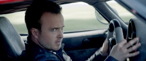 Aaron Paul stars as Tobey Marshall in Scott Waugh's NEED FOR SPEED.  ©2014 DreamWorks II Distribution Co., LLC. All Rights Reserved.