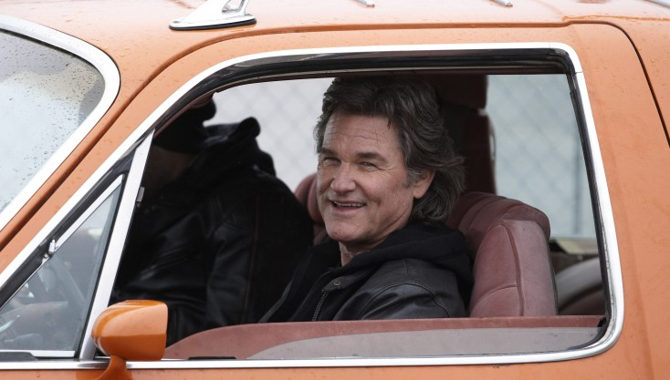 Kurt Russell Steals the Picture in 'Art of the Steal'