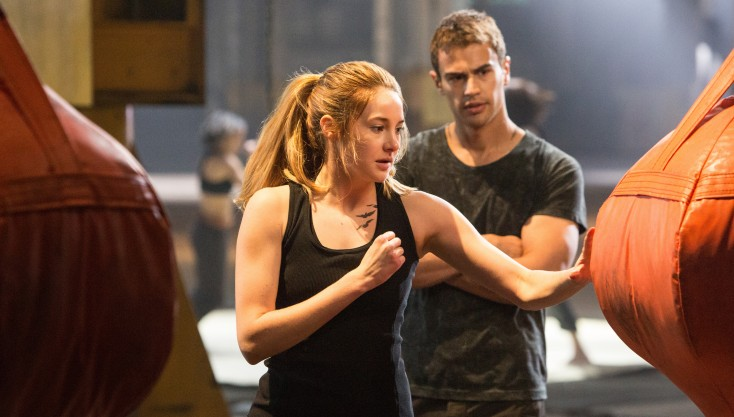 Shailene Woodley Joins Hollywood Heroines Faction with 'Divergent' – 4 Photos