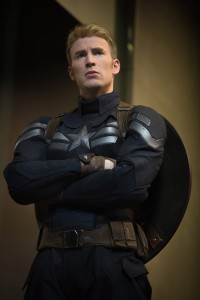 "Captain America/Steve Rogers (Chris Evans) in ""Marvel's Captain America: The Winter Soldier."" ©Marvel. CR: Zade Rosenthal."