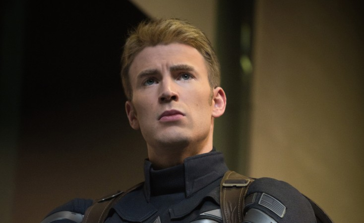 Chris Evans Reprises Superhero Role in 'Winter Soldier' – 5 Photos