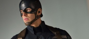 Chris Evans Reprises Superhero Role in 'Winter Soldier'