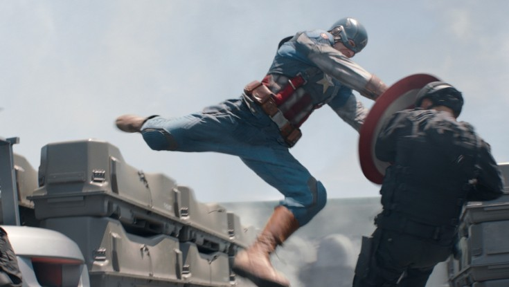 'Captain America' Goes Too Easy on Real Villains