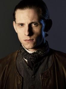 "Jamie Bell as Abe Woodhull in season 1 of ""TURN."" ©AMC Film Holdings, LLC CR: Frank Ockenfels 3/AMC"