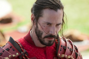 Keanu Reeves in 47 RONIN. ©Universal Pictures. CR: Frank Connor.