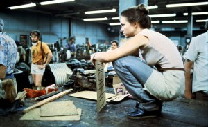 Sally Fields in NORMA RAE. ©20th Century Fox.