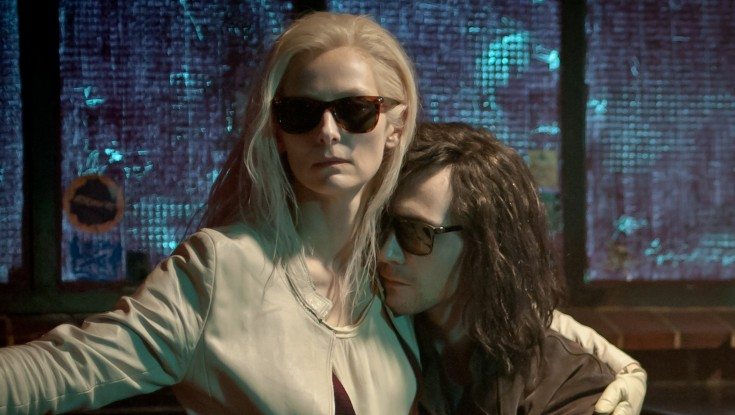 Tilda Swinton is 'Alive' as Vampire – 3 Photos