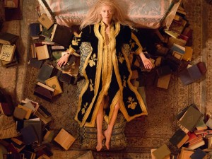 "Tilda Swinton stars in ""Only Lovers Left Alive."" ©Sony Pictures Classics. CR: Sandro Kopp."