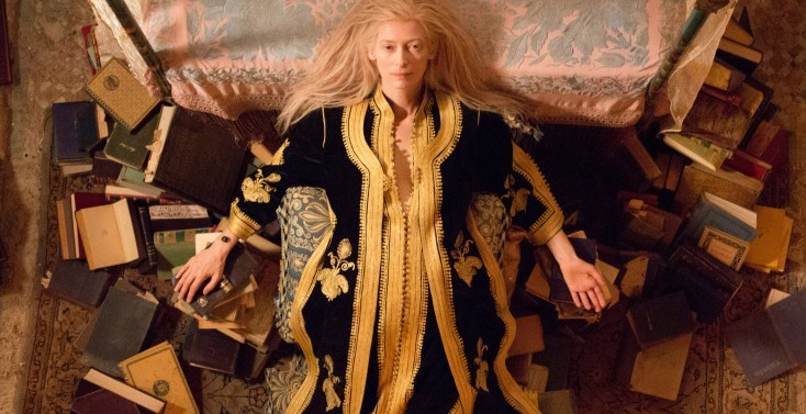Tilda Swinton is 'Alive' as Vampire