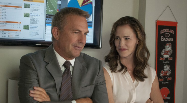 Kevin Costner Enters the 'Draft'