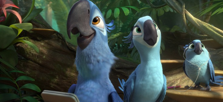 Filmmaker Carlos Saldanha Makes Return for 'Rio 2'
