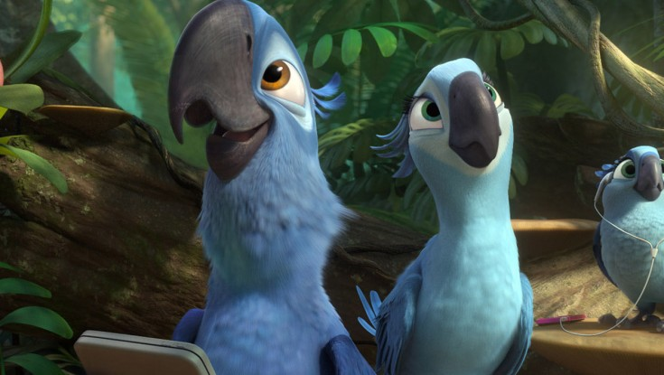 Animated 'Rio 2,' 'Justin' Hit Home Video – 3 Photos