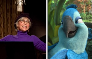 Rita Moreno voices Mimi in RIO 2. ©20th Century Fox.