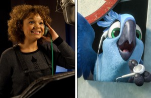 Rachel Crow voices Carla in RIO 2. ©@20th Century Fox.