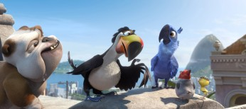 Filmmaker Carlos Saldanha Makes Return for 'Rio 2' – 6 Photos