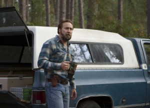 Nicolas Cage in David Gordon Green's JOE. ©Roadside Attractions. CR: Linda Kalleru.
