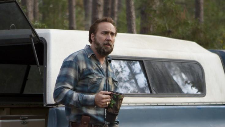 Nicolas Cage is No Ordinary 'Joe'