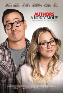 """Authors Anonymous."" (Key Art). ©Starz Digital Media."