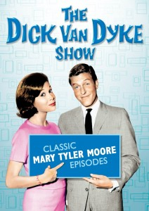 """The Dick Van Dyke Show: Classic Mary Tyler Moore Episodes."" ©RLJ Entertainment."