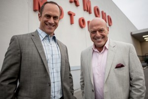 "Christopher Meloni and Dean Norris star in 'Small Time."" ©Anchor Bay."