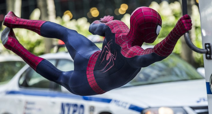 'Amazing Spider-Man 2' Swings to New Heights