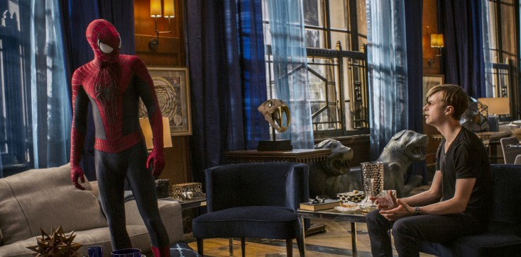 'Amazing Spider-Man 2' Swings to New Heights – 3 Photos