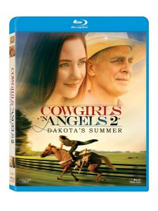 """Cowgirls 'N Angels 2: Dakota's Summer"" (Blu-ray box art). ©20th Century Fox."