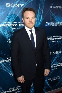 Director Marc Webb at THE AMAZING SPIDER-MAN 2 Premiere at the Ziegfeld Theatre held in New York City. ©StarPix. CR Dave Allocca