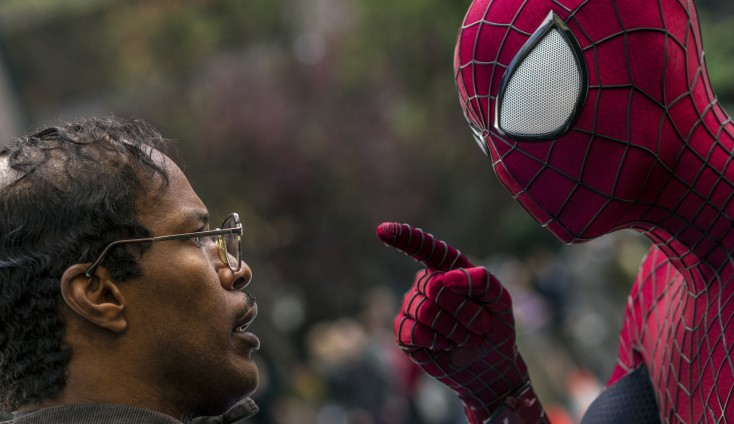 Director Marc Webb Spins Another 'Spider-Man' Adventure – 4 Photos