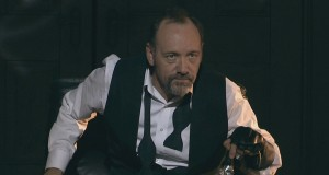 "KEVIN SPACEY in ""Now: In the Wings on a World Stage."" ©Kevin Spacey."
