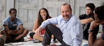 Kevin Spacey's Shakespearean Odyssey