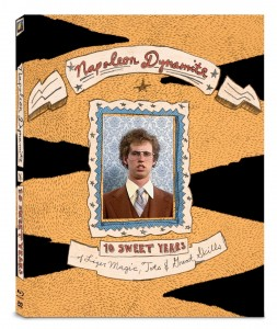 """Napoleon Dynamite: 10 Sweet Years."" (DVD Art). ©20th Century Fox Home Entertainment."