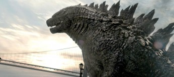 EXCLUSIVE: Elizabeth Olsen Hits the Big Time in 'Godzilla' – 4 Photos