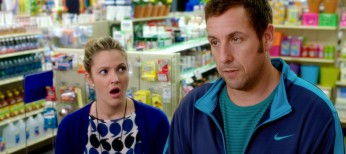 Sandler Reunites with Barrymore for 'Blended' – 5 Photos