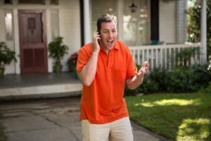 Adam Sandler as Jim in BLENDED. ©Warner Bros. Entertainment. CR: Frank Masi.