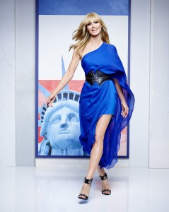 Heidi Klum of AMERICA'S GOT TALENT. ©NBCUniversal Media. CR:  Justin Stephens.
