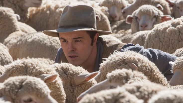 MacFarlane's 'Million Ways to Die' Western Spoof a Mixed Bag