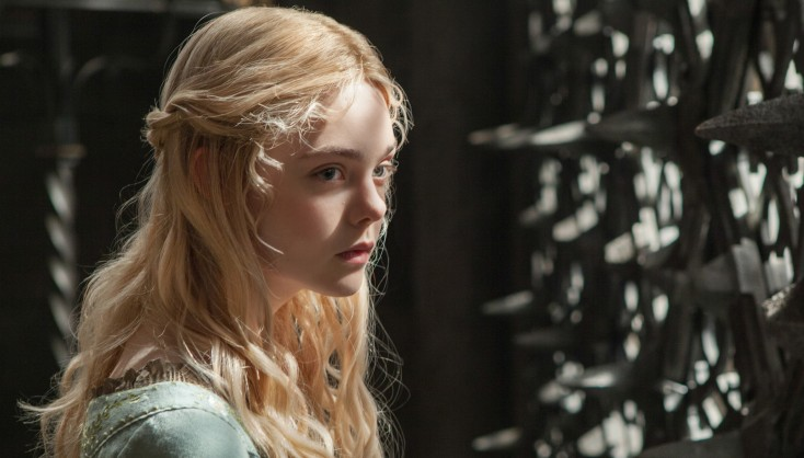 Elle Fanning is the Beauty in 'Maleficent' – 3 Photos